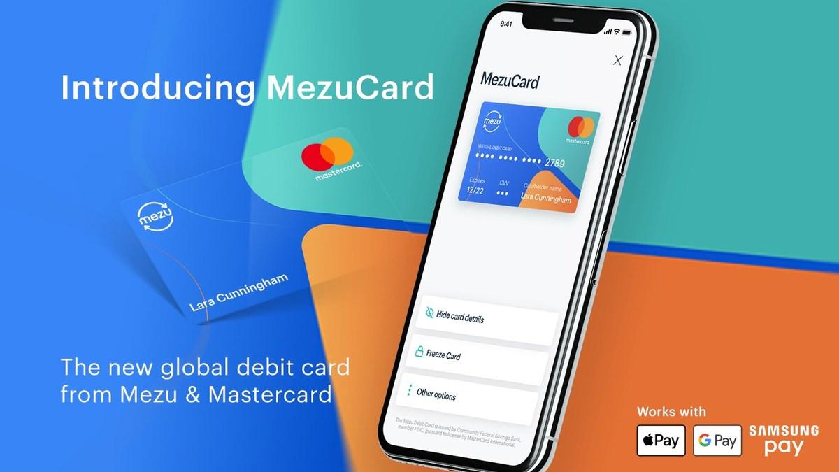 Mezu Partners With Mastercard To Launch Digital Debit Card