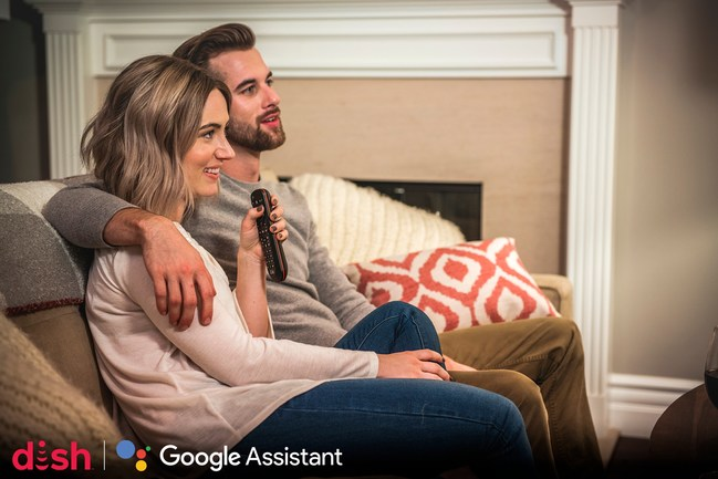 DISH Google Assistant Lifestyle