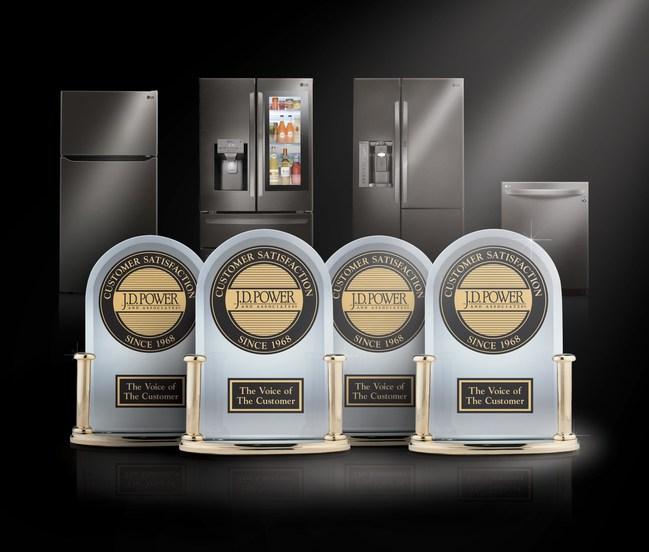 Lg Kitchen Appliances: LG Kitchen Appliances Highest In Customer Satisfaction