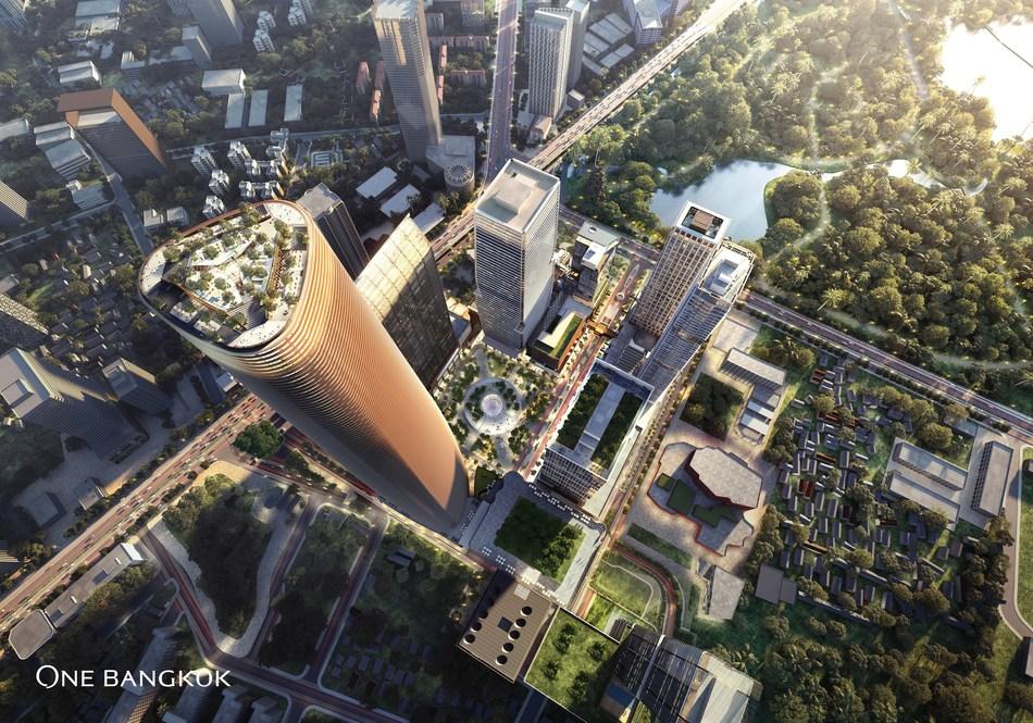 One Bangkok Perspective