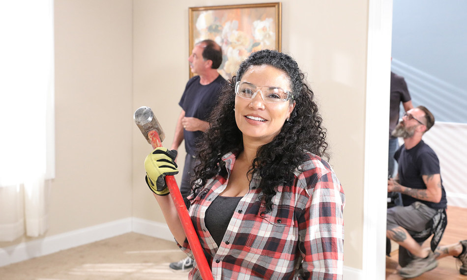 To help people renovate in ways that are both smart and stylish, HGTV host and real estate expert Egypt Sherrod is sharing home improvement tips in partnership with LightStream, the nation's premier online consumer lender.