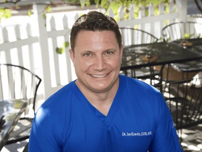 Dr. Joe Kravitz, Top-Rated Dentist in Rockville Maryland.