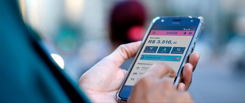 Airfox's digital challenger bank, banQi, is designed to transform the lives of over 50 million Brazilians shut out of traditional banking institutions through intuitive and affordable financial services.