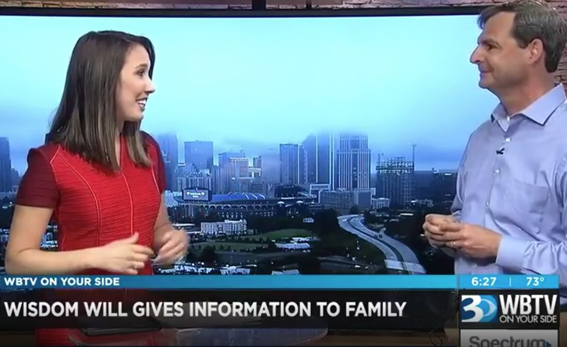 Charlotte Inventor Helping Parents Give the Gift of Hindsight