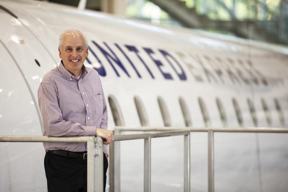 Captain Scott Hall, vice president - Flight Operations, ExpressJet Airlines
