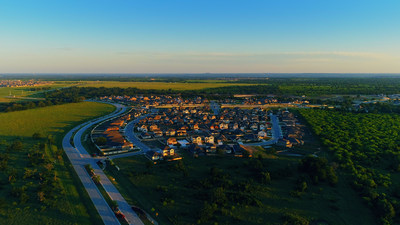 MorningStar, a master-planned community located in a highly-desirable area of Liberty Hill, Texas, offers amazing amenities and new homes priced from the low-$200s — well below the median price of single-family homes in Austin.