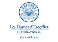 Le Dames d'Escoffier Ontario Chapter Logo (CNW Group/Les Dames d'Escoffer Ontario)