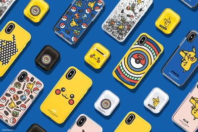 Global tech accessory brand CASETiFY is following up the sold-out collection with new stylized interpretations of popular Pokémon.
