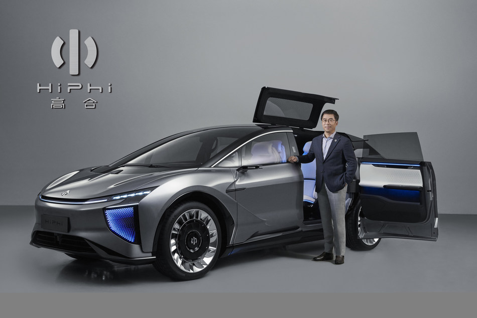 Human Horizons Launches Its First Production Ready Vehicle HiPhi 1, targeting the Growing Global High Technology Luxury Market
