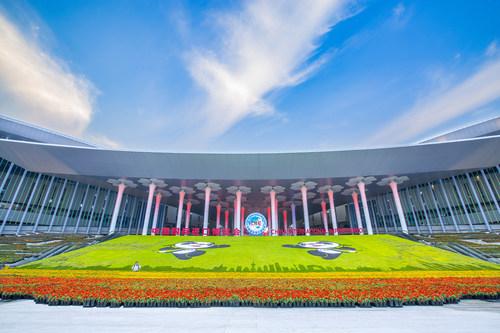 La 2e CIIE : l'inscription des visiteurs professionnels commence (PRNewsfoto/China International Import Expo)