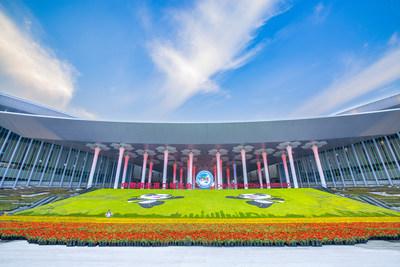 Inscrições para visitantes profissionais da 2a CIIE já estão abertas (PRNewsfoto/China International Import Expo)