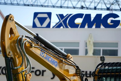 XCMG Tops China's Construction Machinery Export List in First Half of 2019