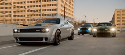 Dodge//SRT Launches 'Dodge Power Dollars,' gives customers $10 per horsepower cash allowance toward the purchase of any 2019 Dodge Challenger, Dodge Charger or Dodge Durango