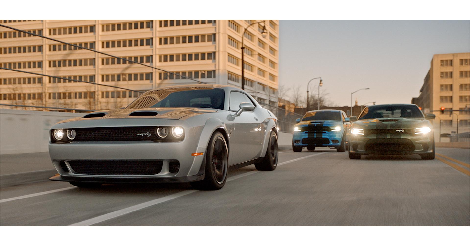 Dodge//SRT Launches 'Dodge Power Dollars,' Rewards