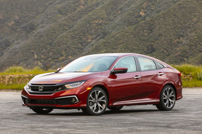 American Honda reported a 1.9% total sales increase for July, with a new truck sales record and another strong month for Civic which gained 10.9 percent for the month. (PRNewsfoto/American Honda Motor Co., Inc.)