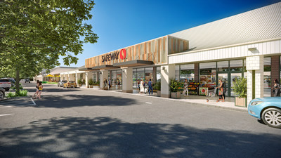 Alexander & Baldwin plans to renovate Aikahi Park Shopping Center to provide a more comfortable and inviting experience for customers at the 98,000 square foot retail center.
