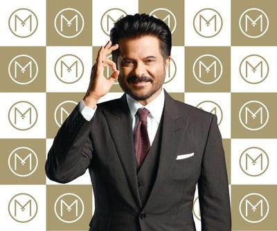 Malabar Gold & Diamonds signs Bollywood Actor Anil Kapoor as their new Brand Ambassador.
