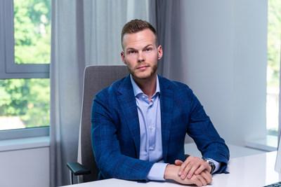 Michal Fresser, Axon Group CEO