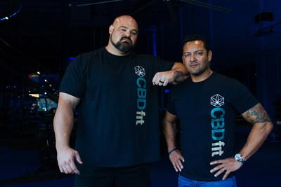 CBDfit™ Brian Shaw & Sean Rosario