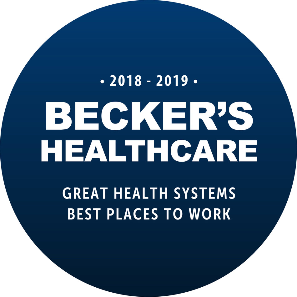 In addition to its numerous rankings from U.S. News & World Report's America's Best Hospitals, MemorialCare's many accolades and awards include Becker's Hospital Review top honors for achievements as a health system, a great place to work and recognition for members of its leadership and medical teams.