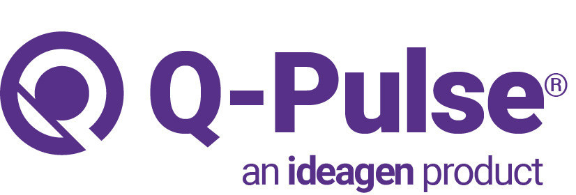 Q Pulse Logo (PRNewsfoto/Ideagen PLC)