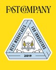 Blue Prism Named to Fast Company's Inaugural List of Best Workplaces for Innovators