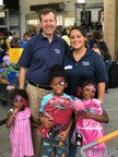 Special Needs Group®/Special Needs at Sea® (SNG) Donated Backpacks to More Than 175 Students at Dania Beach Lions Club-Sponsored Shopping Event