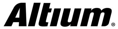 Altium, LLC Logo (PRNewsfoto/Altium)