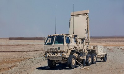 AN/TPQ-53 Radar. Photo credit: Lockheed Martin.