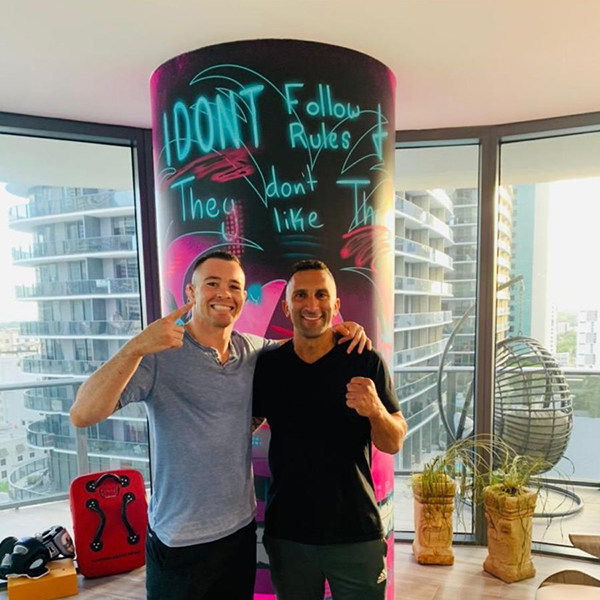 Cannafornia CBD and UFC Fighter Colby Covington Join Forces
