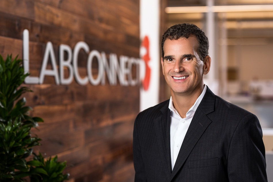 Tom Sellig, Chief Executive Officer of LabConnect.