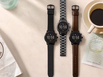 Fossil Group Launches Exclusive Smartwatch Capabilities within Wear OS by Google™ Platform - Multi-Day Battery Life and Tethered iPhone Calls