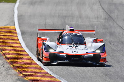 Dane Cameron captured his first pole of the season, and the third for Acura, as he and Acura Team Penske teammate Helio Castroneves qualified 1-2 today at Road America for Sunday's IMSA WeatherTech SportsCar Championship race.