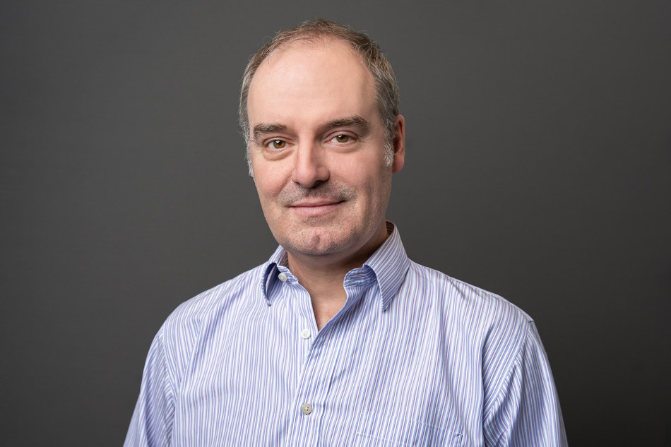 Dr Matthew Duchars, Chief Executive of  the UK's Vaccines Manufacturing Innovation Centre