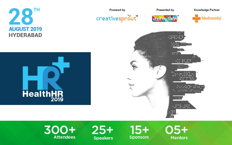 CreativeSprout's Assimilate, in association with Medvarsity, conducts India's first HR Conference pertaining to Healthcare Industry titled HealthHR