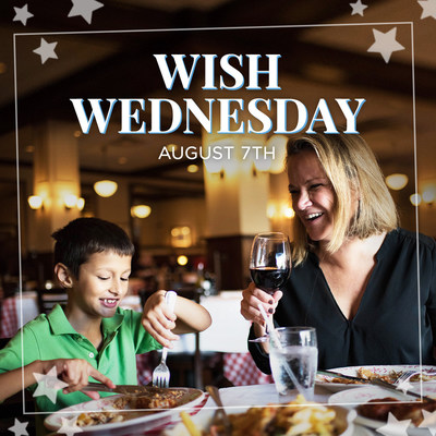 Maggiano's Hosts Wish Wednesday to Raise Money for its Eat-A-Dish for Make-A-Wish Campaign