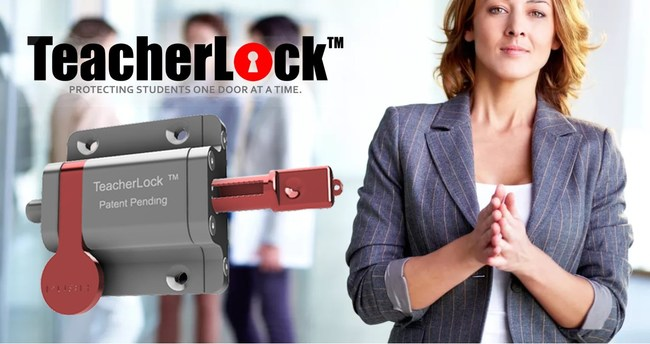 TeacherLock is protecting students and teachers one door at a time.