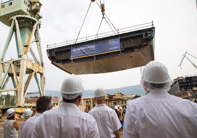 Ultramarine Keel-Laying