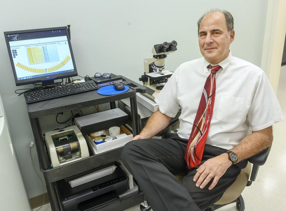 David Robins, MD Medical Director of Pathology-West Cancer Center