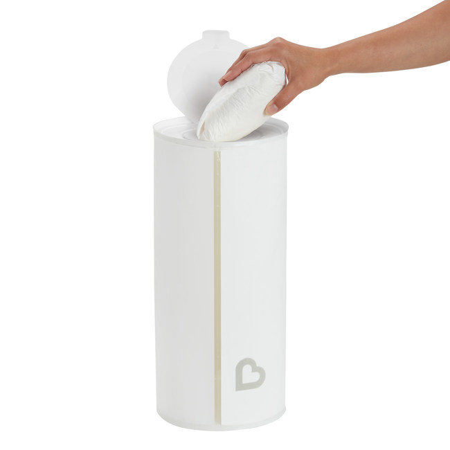 Munchkin Toss (TM) Portable Diaper Receptacle