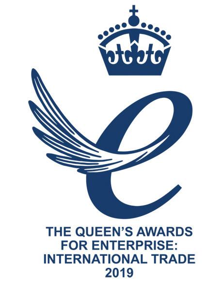 QUEEN'S AWARD FOR INTERNATIONAL TRADE 2019