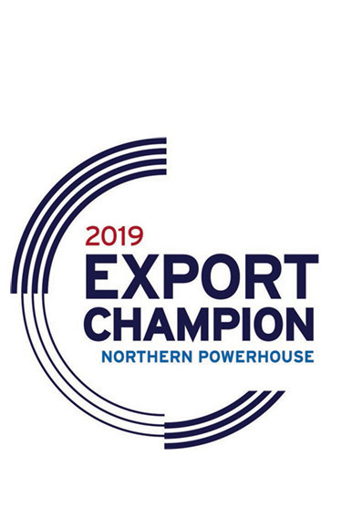 NORTHERN POWERHOUSE EXPORT CHAMPIONS AWARD