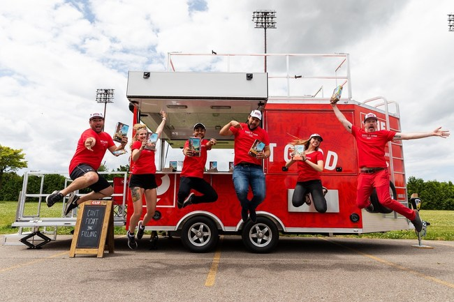 Clif Bar wants to inspire a positive spirit of adventure with its Make it Good Adventure Trailers this summer. (CNW Group/Clif Bar & Company)