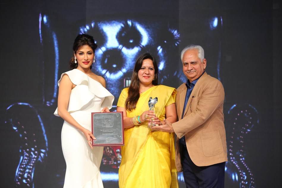 The 1st edition of India's Most Preferred Jewellers ( IMP ) initiative for the retail jewellery segment in 2017 was marked by the presence of industry experts and renowned celebrities from the B-Town