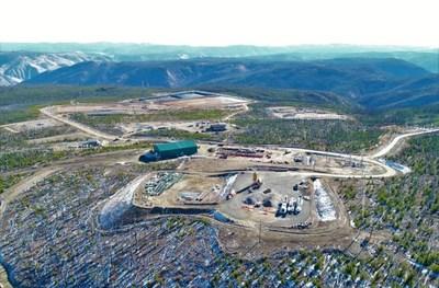 Figure 1 - Jervois' Idaho Cobalt Operations near Salmon, Idaho (CNW Group/Jervois Mining Limited)