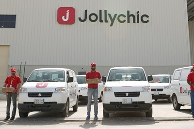 Jollychic obtained AED 238.5 million C+ round of strategic investment funds from Middle East technology giant