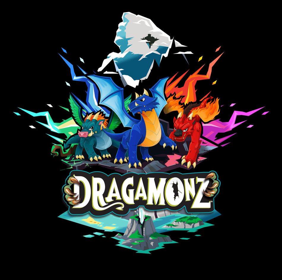 Spin Master Invites Kids to Smash Into the World of Dragamonz. (CNW Group/Spin Master)