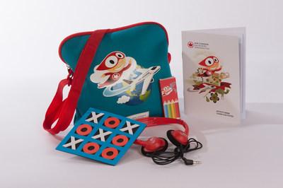 Air Canada rend les voyages en famille plus amusants pour les enfants et sans stress pour les parents (Groupe CNW/Air Canada)