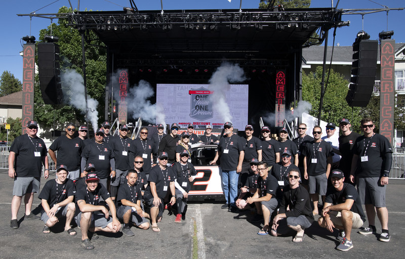 Discount Tire And Team Penske Extend Long-Standing Partnership