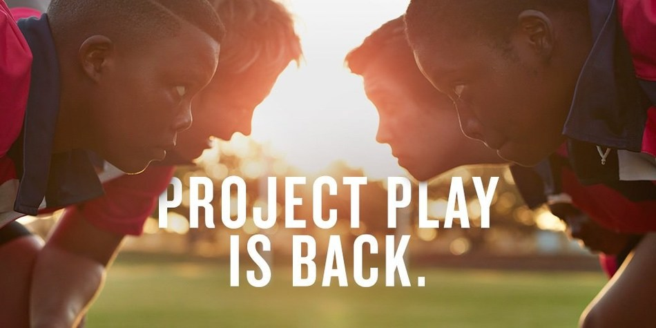 Kraft Heinz Project Play returns to revitalize Canadian sport and recreational centres (CNW Group/TSN)